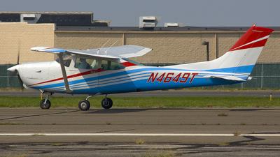 N4649T - Cessna R182 Skylane RG - Private