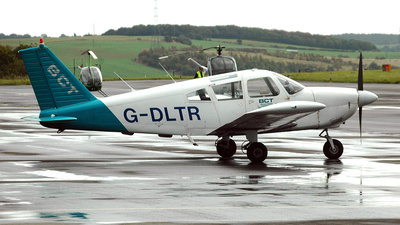 G-DLTR - Piper PA-28-180 Cherokee E - Sheffield City Flying School