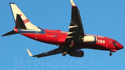 VH-VBF - Boeing 737-7Q8 - Virgin Blue Airlines