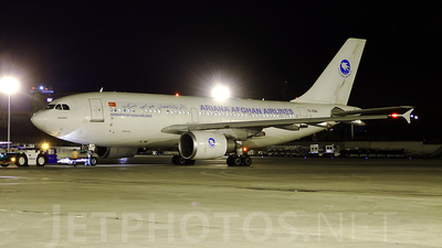 TC-SGB - Airbus A310-304 - Ariana Afghan Airlines (Saga Airlines)