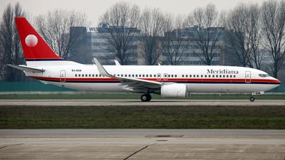EI-IGN - Boeing 737-84P - Meridiana