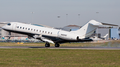 N421SZ - Bombardier BD-700-1A10 Global Express - Gex Leasing