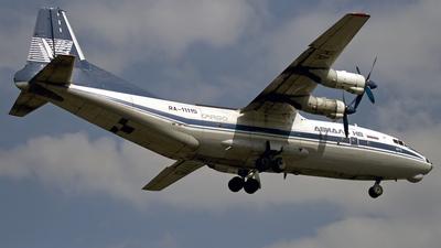 RA-11115 - Antonov An-12BK - Avial
