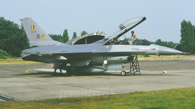 FB-20 - General Dynamics F-16B Fighting Falcon - Belgium - Air Force