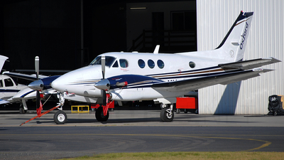 VH-GTI - Beechcraft C90GTi King Air - Oxford Aviation Academy (Australia)