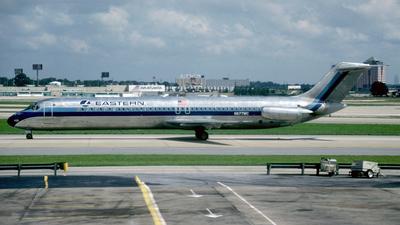 N677MC - McDonnell Douglas DC-9-51 - Eastern Air Lines