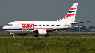 OK-XGC - Boeing 737-55S - CSA Czech Airlines