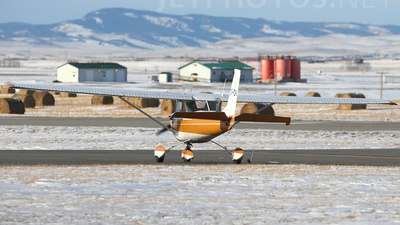 A picture of CFQIN - Cessna 150K - [15071206] - © Mike MacKinnon