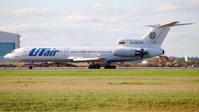 RA-85755 - Tupolev Tu-154M - UTair Aviation