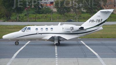 PR-TRT - Cessna 525 CitationJet 1 - Private