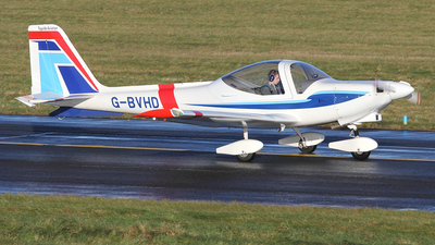 A picture of GBVHD - Grob G115D 2 - [82006] - © Ian Howat