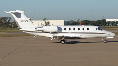 N91KK - Cessna 650 Citation III - Private
