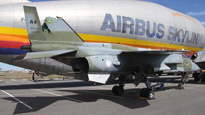 A4 - Sepecat Jaguar A - France - Air Force