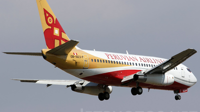 OB-1823 - Boeing 737-2T2(Adv) - Peruvian Airlines
