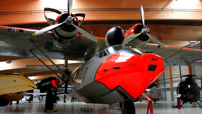 L-861 - Consolidated PBY-6A Catalina - Denmark - Navy