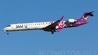 CX-CRD - Bombardier CRJ-900LR - PLUNA