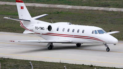 TC-TMO - Cessna 560XL Citation Excel - Private