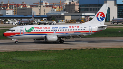 B-2966 - Boeing 737-33A - China Eastern Airlines