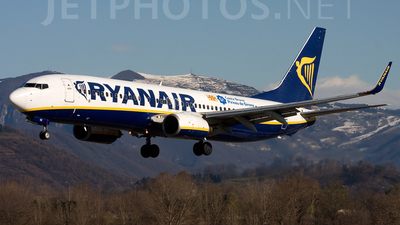 EI-DCE - Boeing 737-8AS - Ryanair