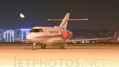 TC-SHE - Raytheon Hawker 850XP - Sertur Air