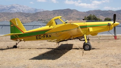 EC-FKX - Air Tractor AT-502 - Private