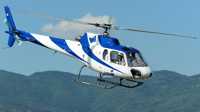 I-GLOP - Aérospatiale AS 350BA Ecureuil - Butterfly Helicopters