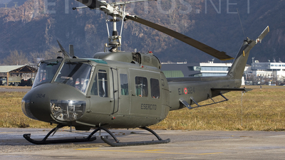 MM80695 - Agusta-Bell AB-205A-1 - Italy - Army