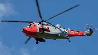 XV705 - Westland Sea King HU.5SAR - United Kingdom - Royal Navy