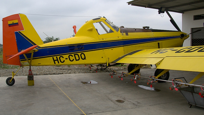 HC-CDQ - Air Tractor AT-402B - AIFA