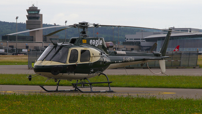 F-HETH - Eurocopter AS 350B3 Ecureuil - Eagle Helicopter