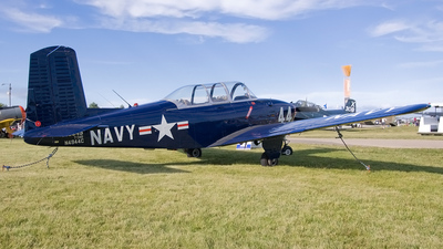 N4944C - Beechcraft T-34B Mentor - Private