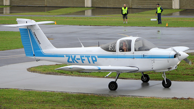 ZK-FTP - Piper PA-38-112 Tomahawk - Air Hawkes Bay