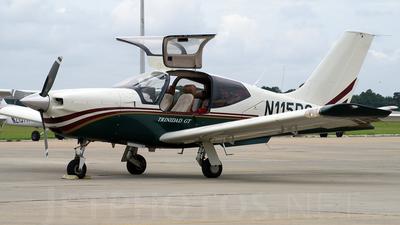 A picture of N115DS - Socata TB20 Trinidad - [2028] - © Juan Felipe Arango P�rez