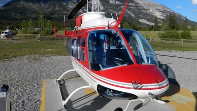 C-FJCH - Bell 206L LongRanger - Alpine Helicopters