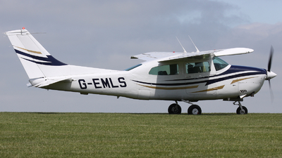 A picture of GEMLS - Cessna T210L Turbo Centurion - [21060094] - © hjcurtis
