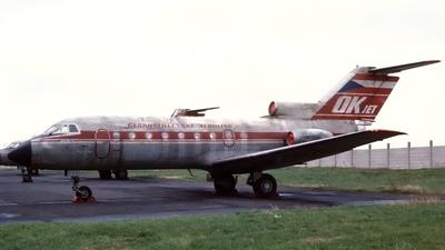 OK-GEK - Yakovlev Yak-40K - CSA Ceskoslovenske Aerolinie