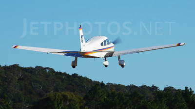 VH-BYA - Piper PA-28-161 Warrior II - Private