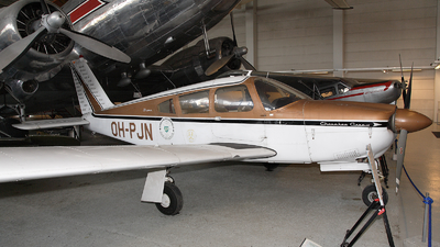 OH-PJN - Piper PA-28R-180 Cherokee Arrow - Private