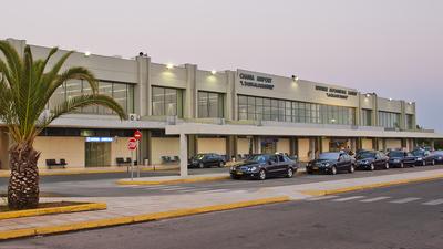 LGSA - Airport - Terminal