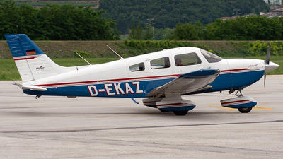 D-EKAZ - Piper PA-28-181 Archer III - Private