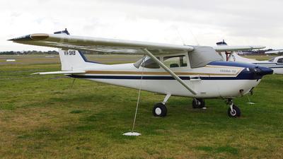A picture of VHSKB - Cessna 172F Skyhawk - [17253151] - © Craig Murray