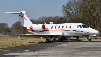 - Cessna 650 Citation VII - Private