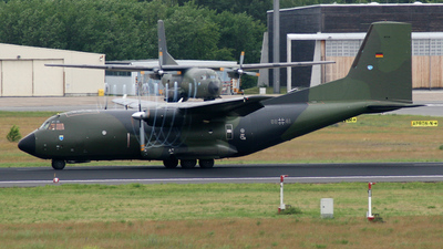 50-41 - Transall C-160D - Germany - Air Force