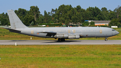 TK.17-1 - Boeing 707-331B - Spain - Air Force