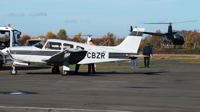 G-CBZR - Piper PA-28R-201 Arrow - Cabair