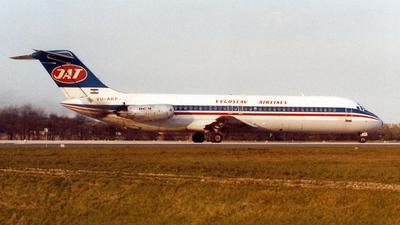 YU-AHP - McDonnell Douglas DC-9-32 - JAT Yugoslav Airlines