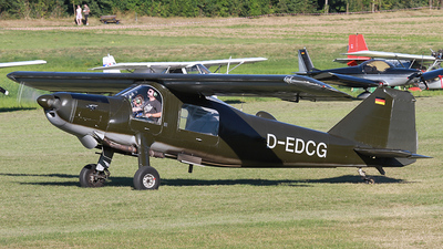 D-EDCG - Dornier Do-27 - Private