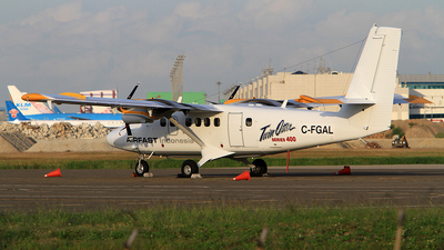 C-FGAL - Viking DHC-6-400 Twin Otter - Airfast Indonesia