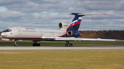 RA-85668 - Tupolev Tu-154M - Aeroflot