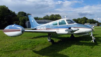 N438DD - Cessna 310D - Private